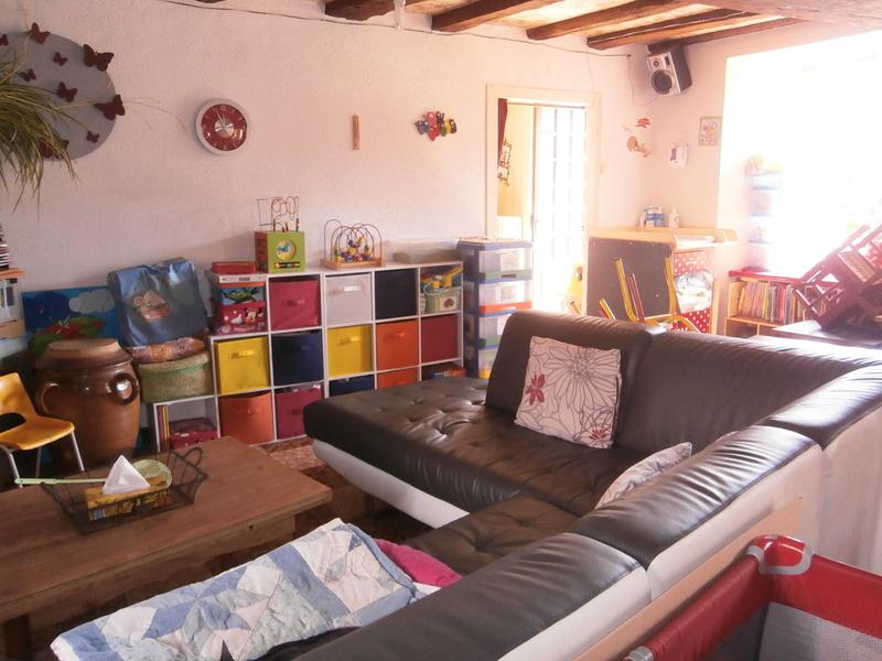 nouvel am nagement du coin jeux des enfants jeux exterieur assmat. Black Bedroom Furniture Sets. Home Design Ideas